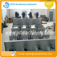 Leather and Tannery Sewage Sludge Dewatering Machinery