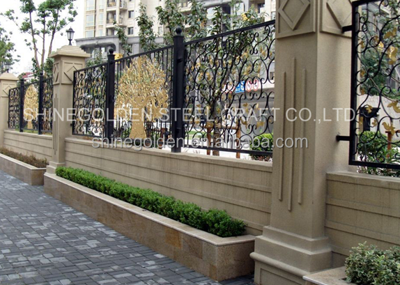 luxury fences for villa buy fences for villa wrought