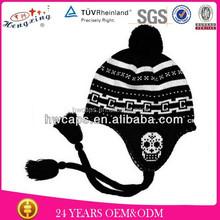 2013 Best Seller Free Knit Pattern For Hat Earflaps