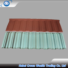 GKR-R1 Waviness Stone Coated Roof Tile/Aluminum Zinc Roofing Shingle/Colorful Sand Coated Steel Roof
