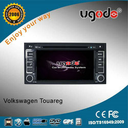 Whole sales CE certificate car stereo 2 din for VW Touareg dvd gps player