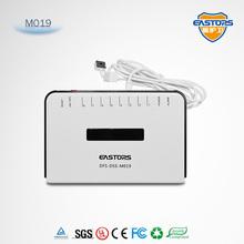 2015 remote key multi-port host alarm display holder, moblie phone security display stand