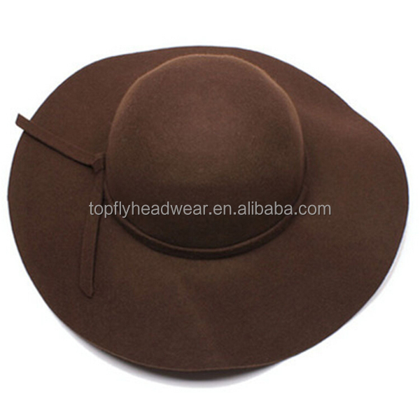 cheap womens fedora hat wide brim fedora hat wholesale