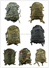 Seven Colors 35L Outdoor Sports 3D Duffle Bag Tactical Military Large Backpack Combat Rucksack For Explorer Operation