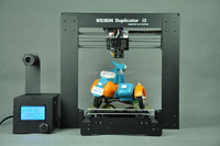desktop FDM 3d printer,i3 prusa 3d printer,china aluminum 3d printing