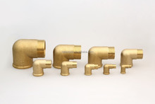 Brass Elbow 90 Degree Male Pipe Fitting