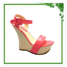 Thick Platform Fancy Beautiful Hot Sell Fashion Ladies High Heel Shoe