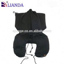 Comfort micro beads travel neck pillow massage