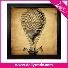 easy hydrogen balloon painting pictures printed on canvas