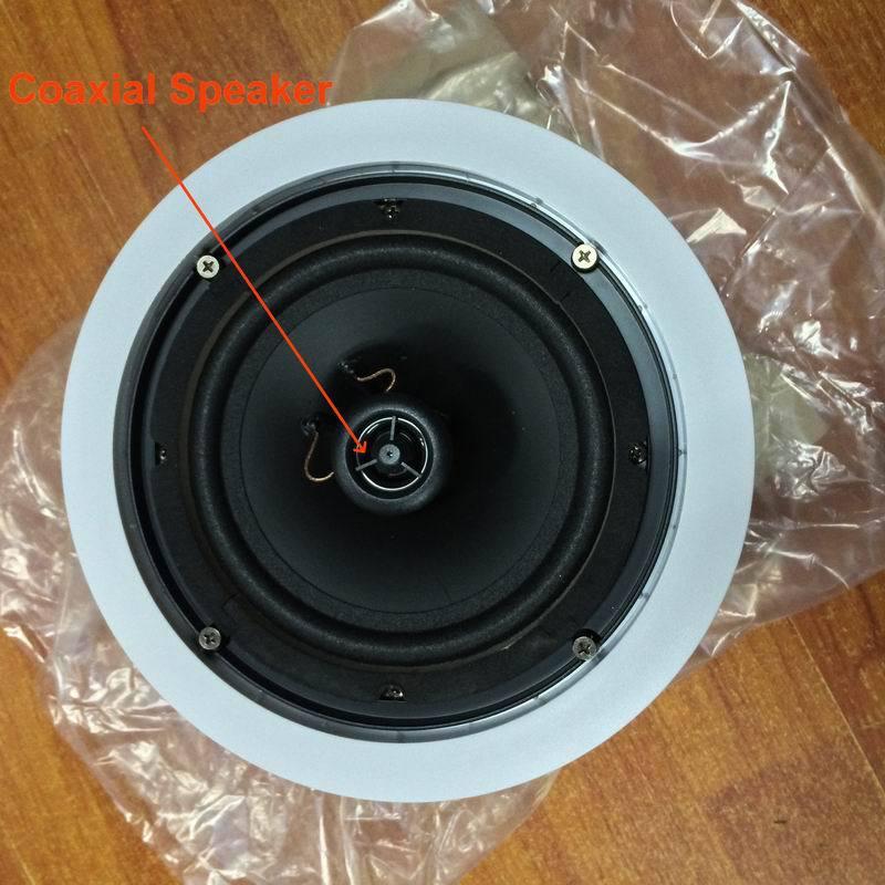 Coaxial Speaker Unit