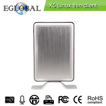 New Arrival Net computing Thin Client x5 support all Operation system Win 7/Win 8/Win XP/Linux OS