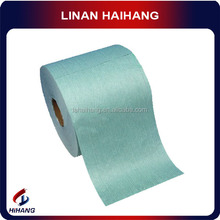 China industrial spunlace lint-free absorbent hand paper towel roll