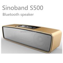 Sinoband S500 bluetooth sin hilos del altavoz electroacústica grande altavoz de sonido