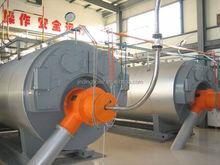 oil fired steam boiler for palm oil making line