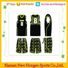 Alibaba china hot sell kids tshirt basketball uniform