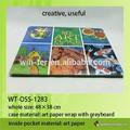 Wt-oss-1283 estilo del bolso archivo expansión
