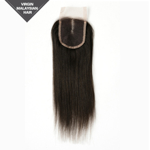 VV Hair Ebay China Website 100% Human Hair Full Hand Tied Light Yaki Lace Closure