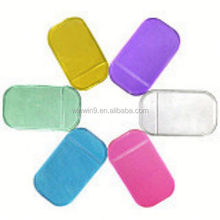 Gel Sticky silicone rubber anti-slip pad for Car mobile phone