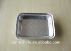 madein china alimentos grau limpo retangular catering folha de alumínio recipiente