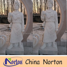 customized hand carved life size marble statue/marble sculpture NTMS426S
