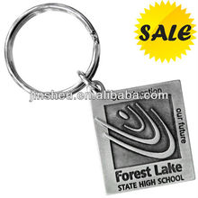 engraving blanks/ alloy keychain/ customized key chains