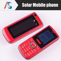 dual sim 5W solar mobile phone slim with whatsapp GT-E1107 for africa