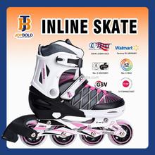 2015 Custom design adults big wheel rollerblade roller skate