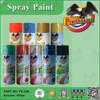 PE Fast Dry Removable Car Paint