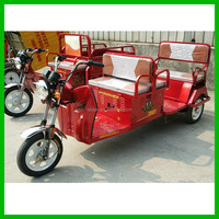 Hybrid Tricycle Three Wheeler Cng Auto Rickshaw