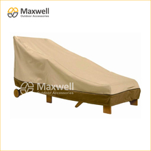 Outdoor Patio Furniture Cover Single Chaise Lounge cover