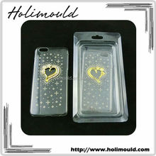 Customized unique plastic mobile phone cover and for iphone6 case
