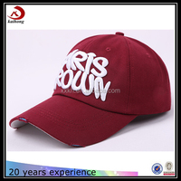 New Arrival OEM Quality cotton flames sample free logo embroidery machines baseball caps for hot sale