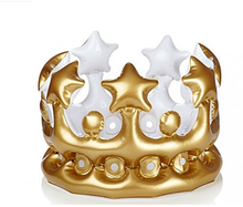 inflatable crown happy new year party products
