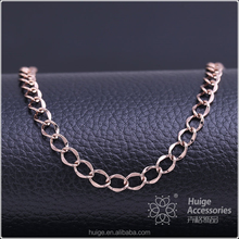 Newest Trend Charms style ornate link chain jewelry chain decorative chain