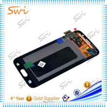 mobile phones display Wholesale LCD screen for samsung galaxy S6 G920F lcd with digitizer assembly