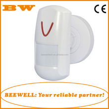 Domestic security and protection intrusion detection alarm system 12v ultrasonic motion sensor