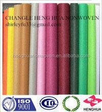 disposable 100% polypropylene spunbond nonwoven fabric,PP non woven fabric ,tnt nonwoven