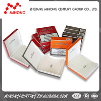High quality oem blank cigarette packs