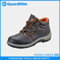 GuardRite Brand PU Liberty Industrial Safety Shoes.Cheap Liberty Safety Shoes