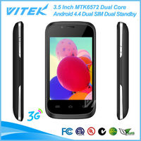 Alibaba Com 3.5 inch Android 4.4 Kitkat 3G Latest Small Mobile Phones