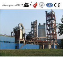 200-6000tpd professional cyclone cement plant provided by TongLi since year 1958