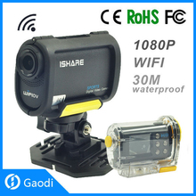 Professional! Hd 1080P Sport Camera,with WiFi Camcorder Video Camera