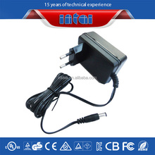 professional 12v 1.5a power adapter,12v 1a power adapter,Optional Output Connector 12v power adapter