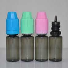 certificate pet 10ml pet E liquid plastic dropper bottle clear E liquid plastic dropper bottle