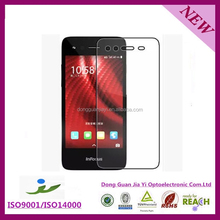 New arrival high quality tempered glass screen protector for infocus m350