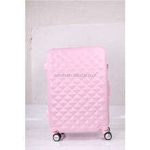 colorful hard shell luggage,business trolley bag,aluminium luggage trolley case