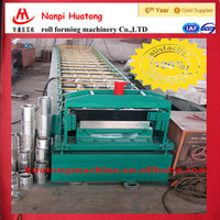 Automatic JCH joint hidden roofing roll forming machine,metal making machine