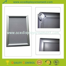 Patent Plastic Snap Frame