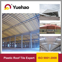recycled plastic thatch roof,asapvc roof tile
