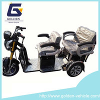 Tandem Tricycle for Adults